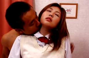 Succulent cutie Mayumi Suzuki is always ready for some intense pounding