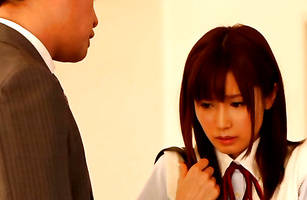 Slutty Minami Kojima visits her handsome dude