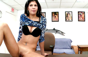 Jordana Heat is prurient that craves packing monster